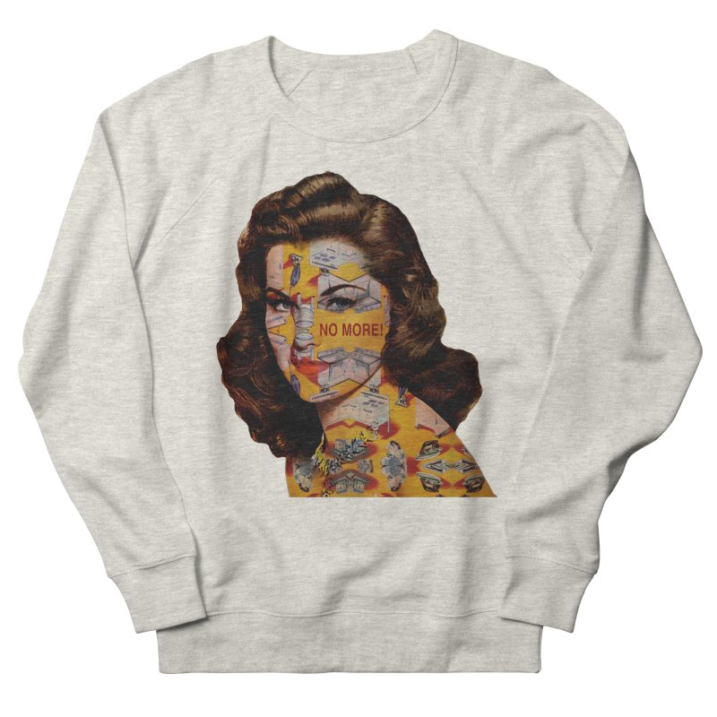 No More Kitchen Appliances for my Birthday! Men's French Terry Sweatshirt by zuzugraphics's Artist Shop
