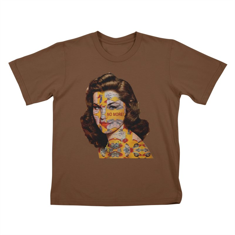 No More Kitchen Appliances for my Birthday! Kids T-Shirt by zuzugraphics's Artist Shop