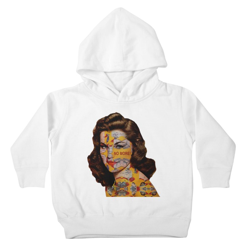 No More Kitchen Appliances for my Birthday! Kids Toddler Pullover Hoody by zuzugraphics's Artist Shop