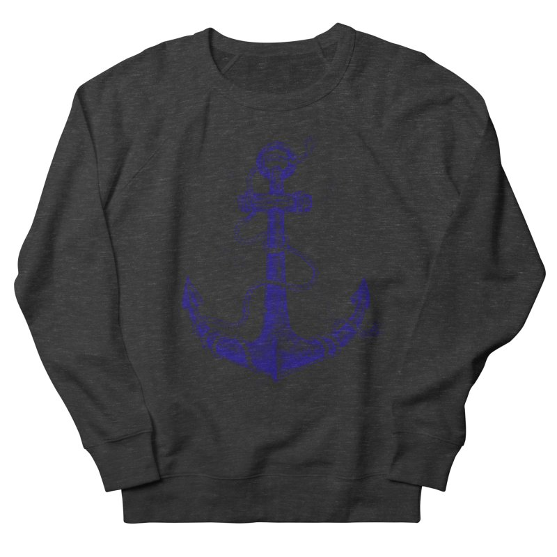 Anchor Women's Sweatshirt by Andrej Zwetzig