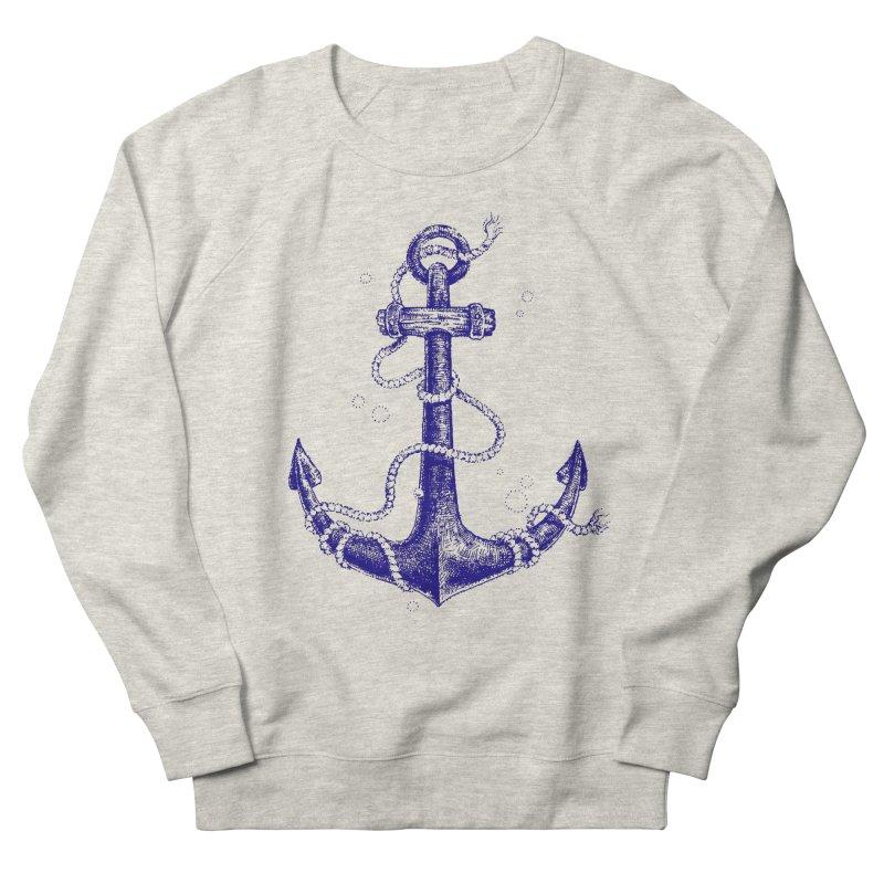 Anchor Women's Sweatshirt by Andrej Zwetzig
