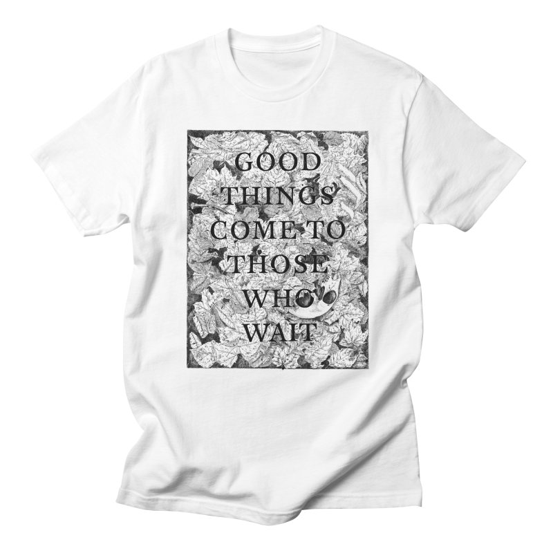 Good Things Men's T-Shirt by Andrej Zwetzig