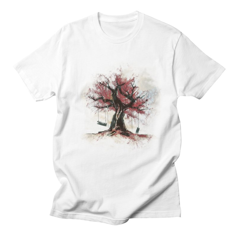 The Old Tree Men's T-Shirt by Andrej Zwetzig