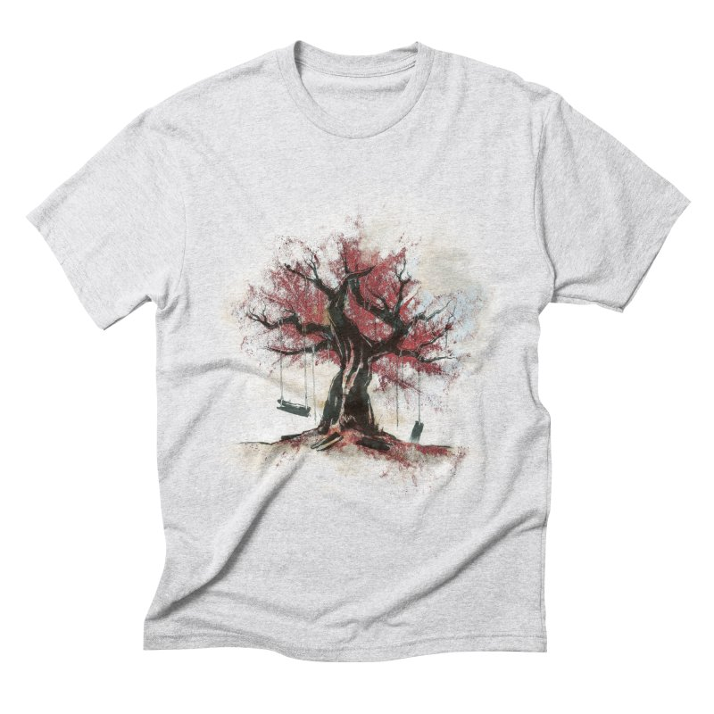 The Old Tree Men's Triblend T-shirt by Andrej Zwetzig