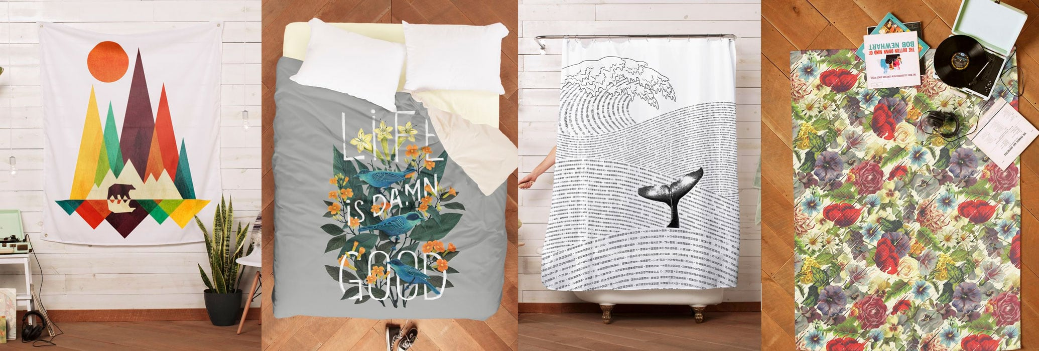 Superbe Offer Custom Products For Every Corner Of Every Room! Artist Shops Makes  Creating Home Decor Super Easy. From Throw Pillows U0026 Throw Rugs To Custom  Prints ...