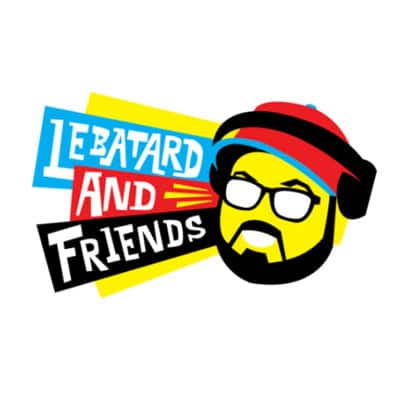 Lebatard and Friends logo