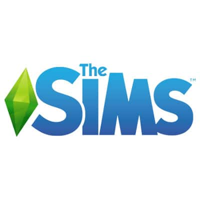 The Sims shop logo