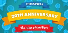 Threadless 20th Anniversary