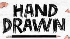 Hand Drawn - Get Off Your Computer!