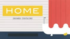 Home: Shower Curtains