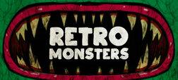 Retro Monsters