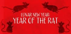 Lunar New Year: Year of the Rat
