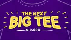 The Next Big Tee
