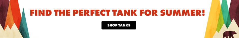 Find the perfect tank for summer! Shop tanks.