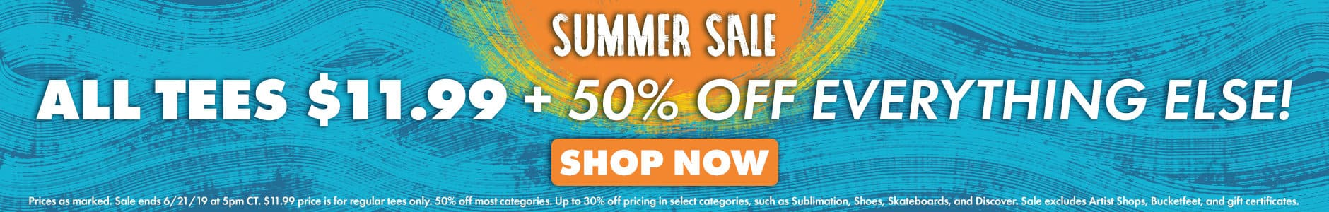 Shop the Summer Sale!