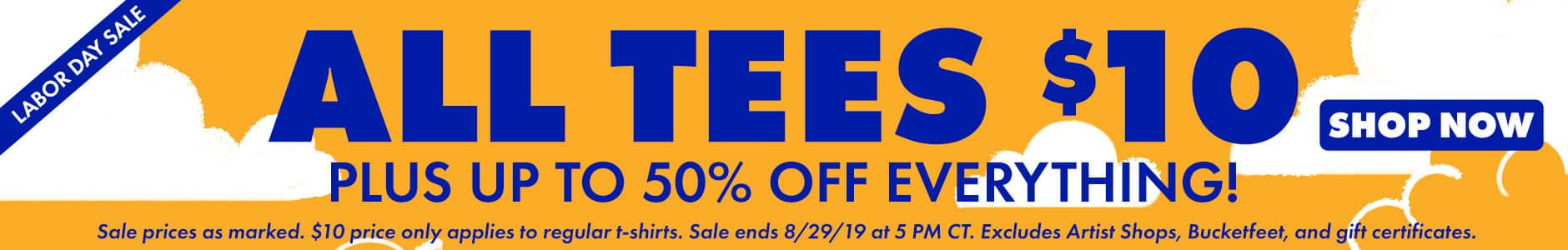 Shop the Labor Day Sale