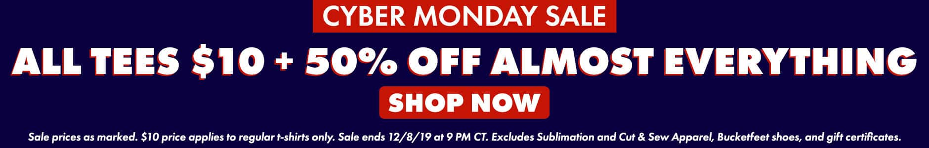 Shop Cyber Monday