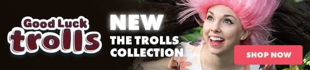 Good Luck trolls. New. The trolls collection. Shop now.