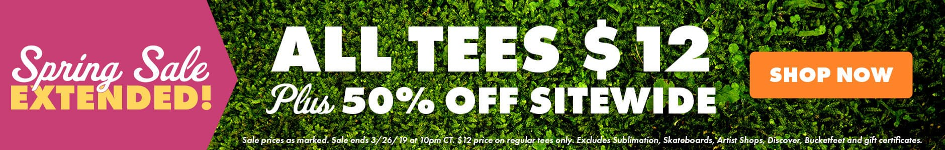 Shop the Spring Sale!