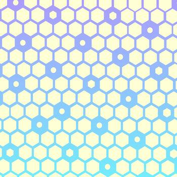 HEXA gradient