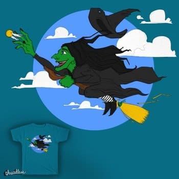 Quidditch Witch of the West