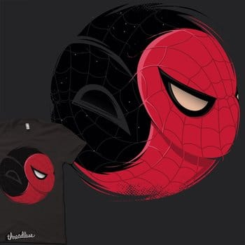 Spider ying, spider yang
