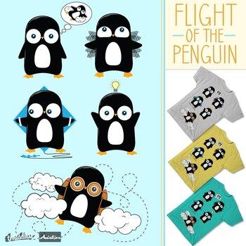 Flight of the Penguin