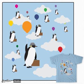 Penguins Commute