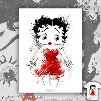 Betty Boop Shades