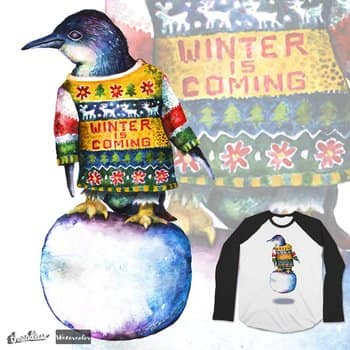Penguin says Winter is Coming...