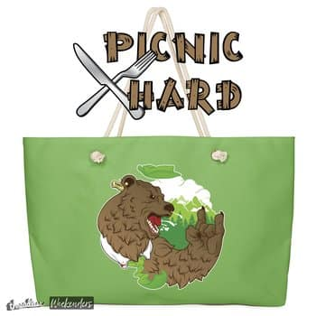 When it's time to picnic we will...