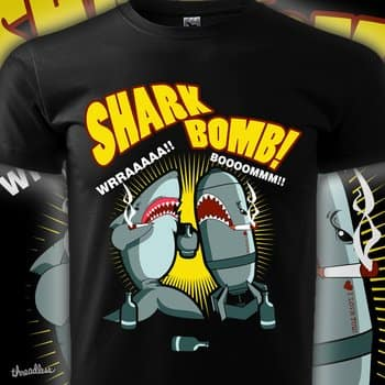 Shark and Bomb Are In Love