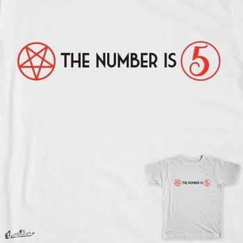 The Number Is 5