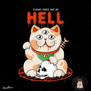 Come Visit Me In Hell