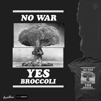 Yes broccoli
