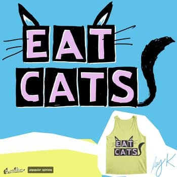 EAT CATS