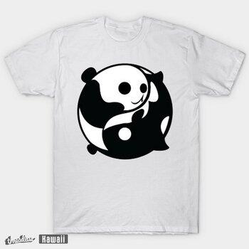 Ying Yang Panda Orca