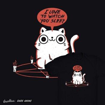I Love To Watch You Sleep