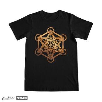 Metatron's Clockwork - Gold