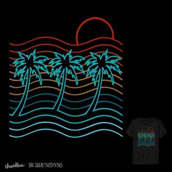 Wavy Palms