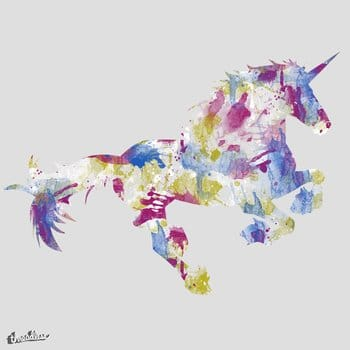 Unicorn splatter