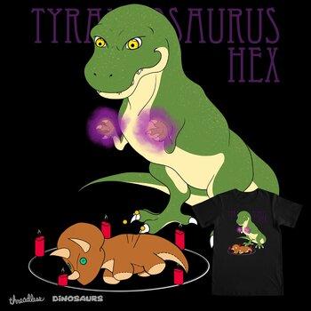 Tyrannosaurus Hex