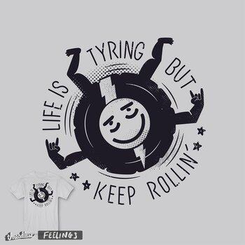 Keep Tyring