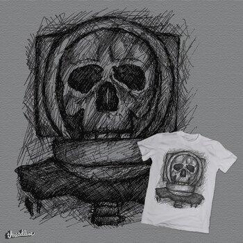 Skull of Astronaut