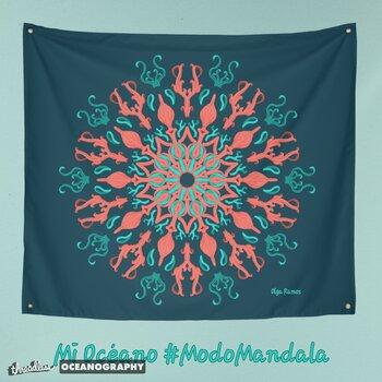 My ocean #MandalaMode
