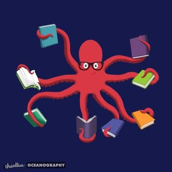 20,000 Reads Under the Sea