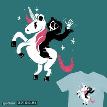 Death Rides a Unicorn