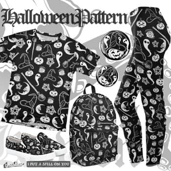 The Halloween Pattern