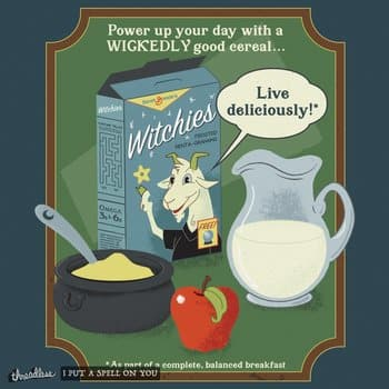 Witchies Cereal