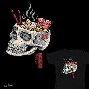 Ramen Skull